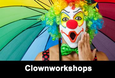 Clownworkshops zum mitmachen